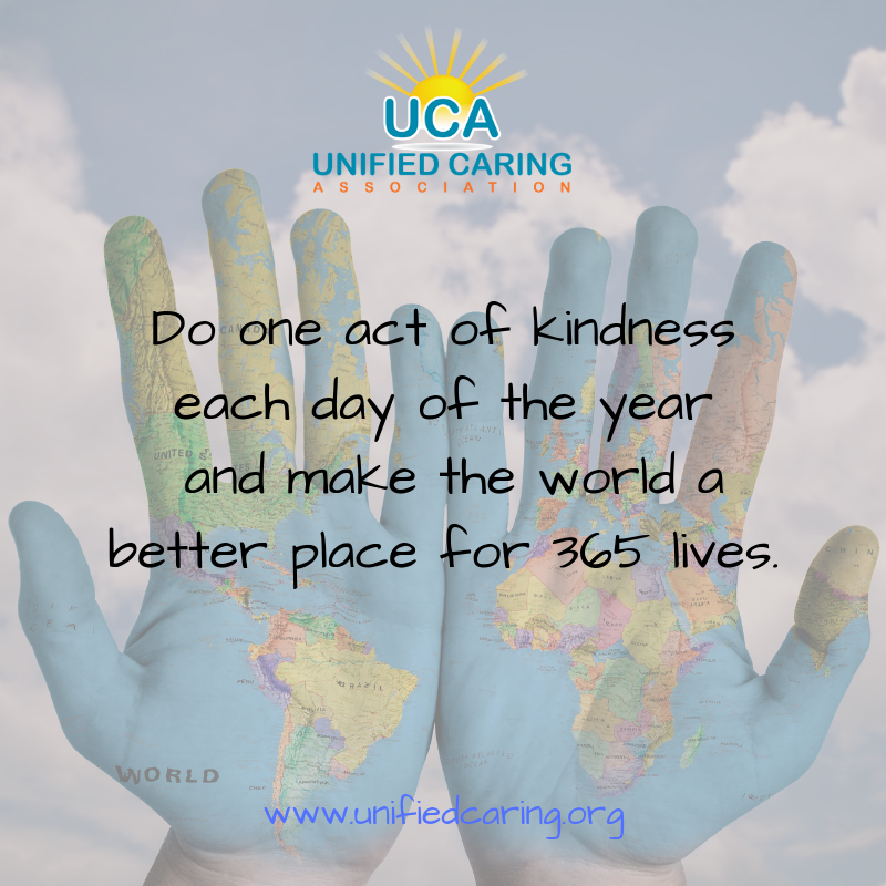 Do one act of kindness google