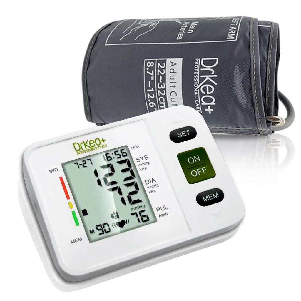 Arm-Blood-Pressure-Monitor-by-DrKea