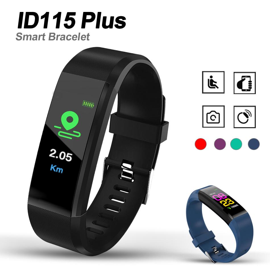 Fitness-Tracker-plus-Smart-Band