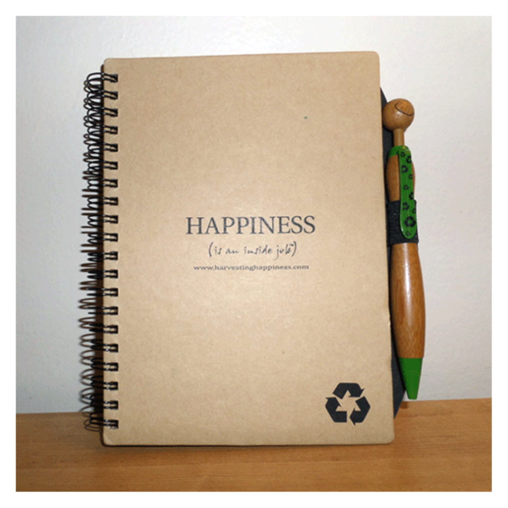 Happiness Eco Journal