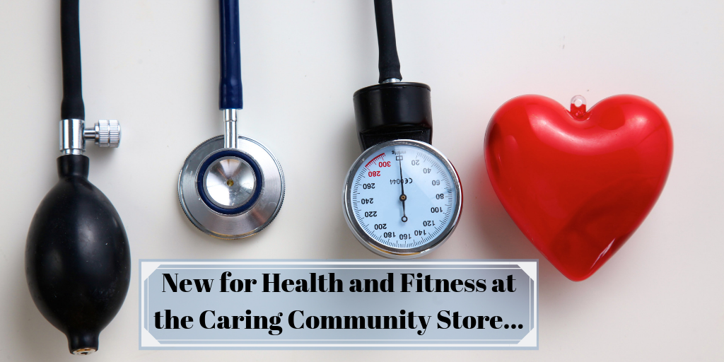 New at the Caring Community Store...