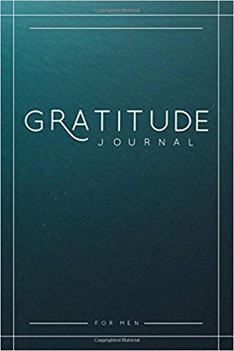 gratitude journal men