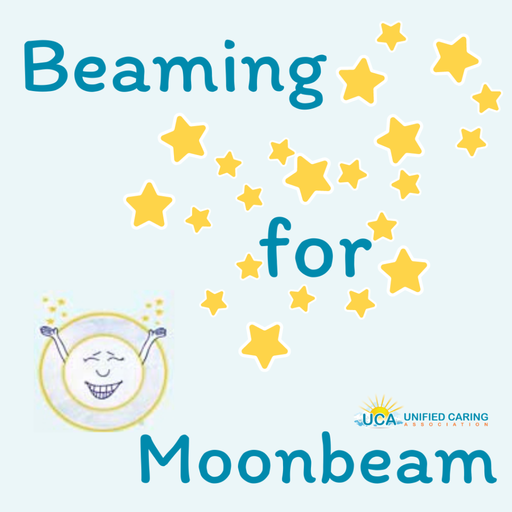 Beaming for Moonbeam