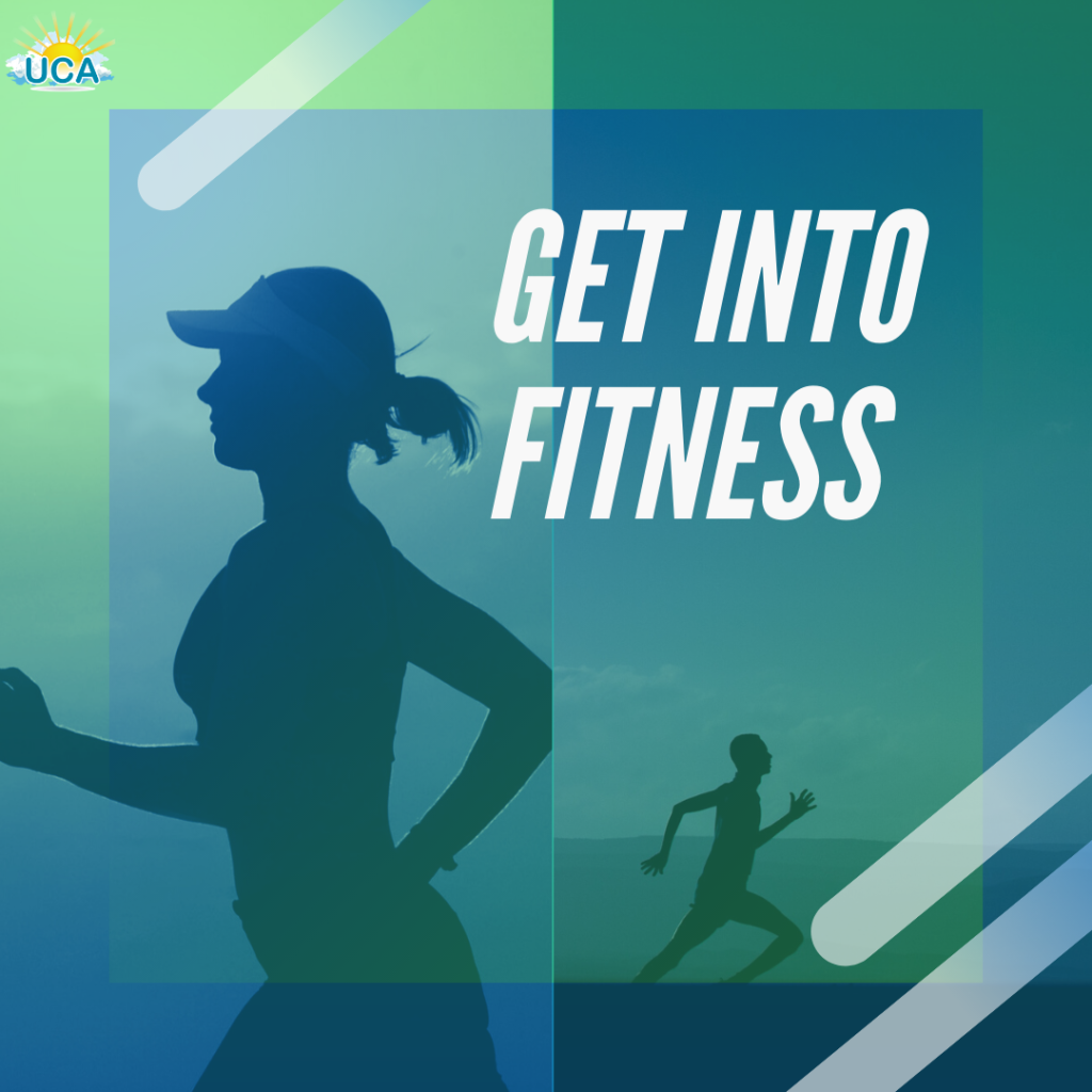 Get into Fitness