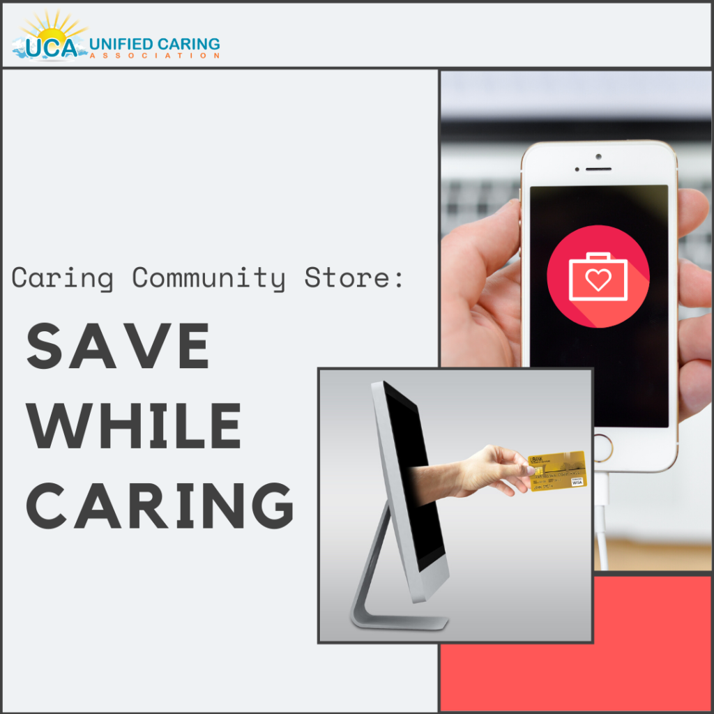 Save While Caring